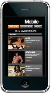 iphone sexcam